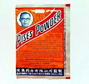 36x3g Pises Power Parachute Thai Herb Anti Bacterial Pimple Acne Treatment.