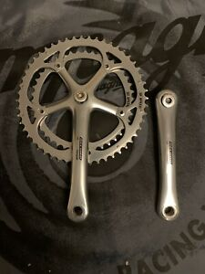 Campagnolo Record Chainset 10 Speed  Exellent Condition