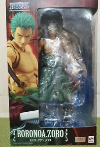 roronoa zoro variable action heroes one piece megahouse action figure