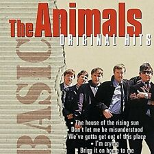 Animals Original hits (18 tracks, 1964+65/95)  [CD]