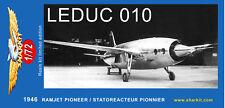 LEDUC 010-  1/72 scale - resin kit