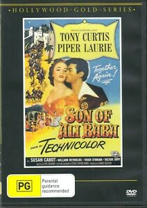 Son Of Ali Baba  - Tony Curtis  Piper Laurie New and Sealed DVD