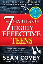 The 7 Habits of Highly Effective Teens by Sean Covey, (Paperback), Touchstone ,