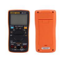 Multimètre numérique True-RMS ANENG AN8008 Tension Ampèremètre Courant Ohmètre