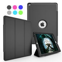 """Shockproof Hybrid Screen Protector Smart Case For iPad Pro 12.9"""" / 10.5"""" / 9.7"""""""