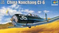 Trumpeter Cina Nanchang CJ-6 PLAAF Trainer 2 Versioni 1:48 Modello kit kit
