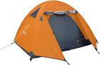 Winterial Three Person Tent - Lightweight 3 Season Tent with Rainfly, 4.4lbs,