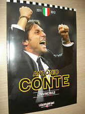 PHOTO BOOK LIBRO ANTONIO CONTE L'INVINCIBILE JUVENTUS FC JUVE 2011 2012