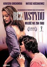 BEZ WSTYDU   DVD 2012  POLISH POLSKI