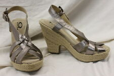 Denver Hayes Sandals Heels Women's Size 7 NEW without the Box 1206