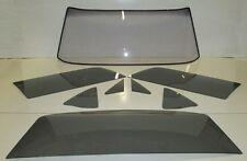 1967 1968 MUSTANG HARDTOP GLASS WINDSHIELD VENT DOOR QUARTER BACK GREY