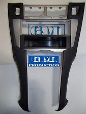 Mascherina autoradio 1 DIN (ISO) TOYOTA YARIS dal 2007 al 2011 con longheroni