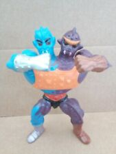 Mattel He-man Masters of the Universe Two-Bad 15CM Action Figure 1984 USED