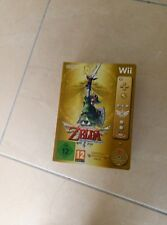 THE LEGEND OF ZELDA SKYWARD SWORD LIMITED EDITION SIGILLATO NINTENDO WII WU WIIU