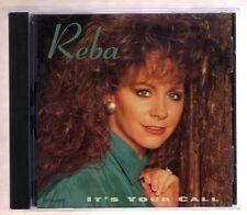 REBA MCENTIRE cd IT'S YOUR CALL - 10 TRACKS