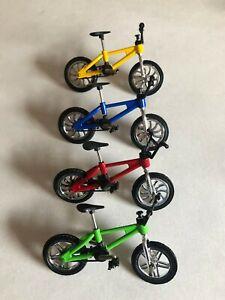 Mini finger BMX Bicycle model, Functional Kids toy BMX Bike or Desk decoration.