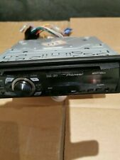 Pioneer Deh-1300mp single din aux/Wma/Mp3 CD Player. Tested