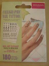 Nail Art Tattoos Delicate Motifs x 180