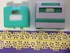 """Cartridge For Creative Memories Border Maker """"Flower Power"""""""