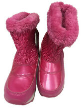Miqi Pink Snow Walking Boots (kids)