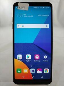 "LG G6 US997 32GB 5.7"" US Cellular GSM Unlocked Android Smartphone Black V741"