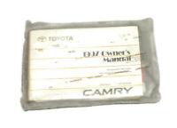 1997 Toyota Camry Factory Original Owners Manual Portfolio #60