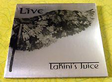 Live - Lakini's Juice ~ Promo Single Music CD ~ New Sealed ~ Rare 1997