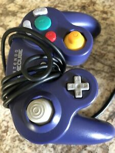 Nintendo Game Cube Controller And Adapter