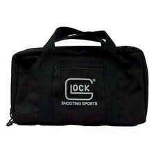 Glock Perfection OEM Single Pistol Range Bag Case Black With Glock Logo AP60211