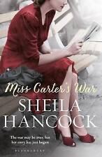 Miss Carter's War by Sheila Hancock (Paperback) New Book