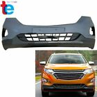 Primed Front Bumper Cover For 2018 2019 2020 Chevy Chevrolet Equinox Unpainted