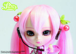 Pullip Vocaloid Sakura Miku Anime Asian Fashion Doll