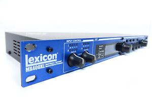 Lexicon MX400 XL MX400XL Stereo Effektgerät Surround Hall XLR / Rechng + GEWÄHR!