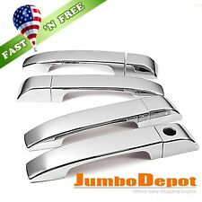 US Fit 03-09 Land Rover Range Rover HSE L322 Chrome Side Door Handle Cover Kit