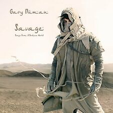 Gary Numan Savage Songs From a Broken World CD European BMG 2017 10 Track in