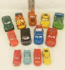 Disney Pixar Cars PVC / Cake Toppers Lot 13 pcs