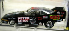 JOHNNY LIGHTNING KISS PETER CRISS RACING DREAMS DRAGSTER CAR W/RRs POP-UP BODY