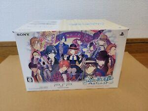 PSP Uta no Prince Sama Console System Japan *MAIN UNIT MINT - GOOD BOX*