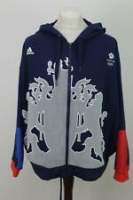 ADIDAS Stella McCartney Team GB Zip Up Hoodie size 2XL