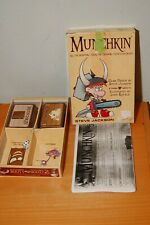 Munchkin: Kill the Monsters, Steal the Treasures, Stab your Buddy Card Game