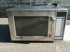 More details for commercial sharp microwave 1500w/r-22at