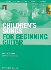Children's Songs for Beginning Guitar Book/CD (String Letter Publishing) (Acoust