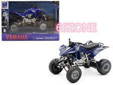 NEW RAY 1/12 AS 2008 YAMAHA YFZ 450 ATV MOTORCYCLE BLUE 42833