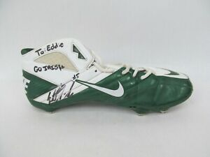 Notre Dame Football Signed Autographed Game Worn Uniform Cleat