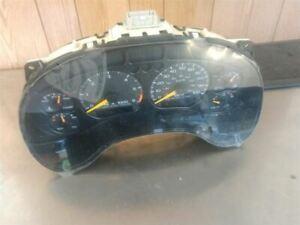 Speedometer US Column Shift With Tachometer Fits 98 BLAZER S10/JIMMY S15 15197