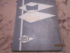 1957 Moline (IL) High School The M Yearbook Annual - Unmarked!