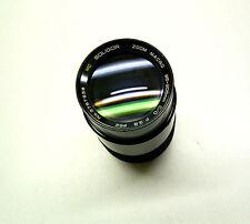 MC Soligor Zoom Macro 1:3,8 85 - 205 mm C/D NIKON AI porta