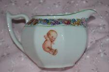 Antique Marked Rose O'Neill Porcelain Creamer