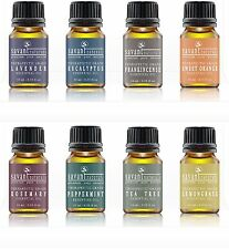 Savant Naturals Top 8 Essential Oils Gift set of our most popular Essential Oil