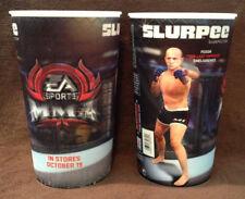 "EA Sports MMA UFC Slurpee Promo Cup - FEDOR EMELIANENKO ""The Last Emperor"""
